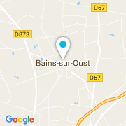M tallerie fran ois bains sur oust serrurier for Bains s oust