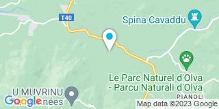 Plan Carte Alfonsi Dépannage Service à Sartene