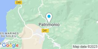 Plan Carte Proto Paul à Patrimonio