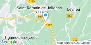 Plan Carte Delapierre à Saint-Romain-De-Jalionas