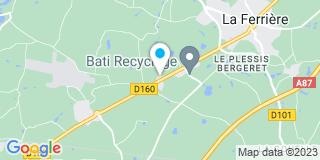 Plan Carte ADM Brodu à La Ferrière