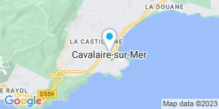 Plan Carte Jc Electromenager Tv à Cavalaire Sur Mer
