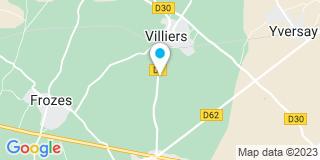 Plan Carte Delavault à Villiers