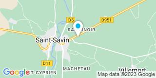 Plan Carte Sodibat à Saint-Germain