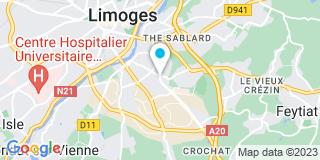 Plan Carte Quali Rénov à Limoges