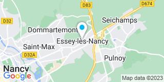 Plan Carte Id Projets à Essey-lès-Nancy