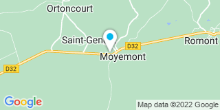 Plan Carte Richard Christophe à Moyemont