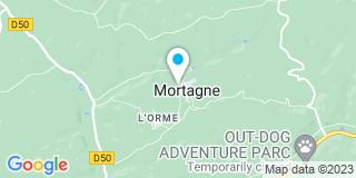 Plan Carte Menuiserie Genay à Mortagne