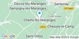 Plan Carte Avs Energie à Cheilly-les-Maranges