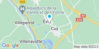 Plan Carte Bource à Evry
