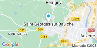 Plan Carte Turrou Patrick à Saint-Georges-sur-Baulche