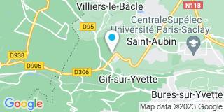 Plan Carte Roy à Gif-sur-Yvette