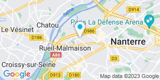 Plan Carte Vasseur à Nanterre