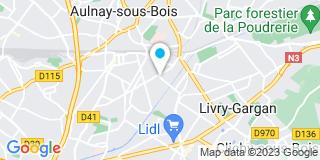 Plan Carte Macdeco à Aulnay-sous-Bois