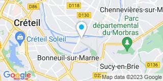 Plan Carte Verre et Métal à Bonneuil-sur-Marne