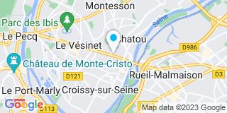 Plan Carte Stefan à Saint-Maur-des-Fossés