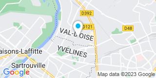 Plan Carte ETMB à Cormeilles-en-Parisis