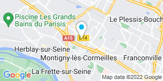 Plan Carte Jestom à Montigny-les-Cormeilles