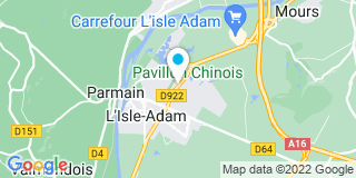 Plan Carte FPPF Mr Store à l'Isle-Adam