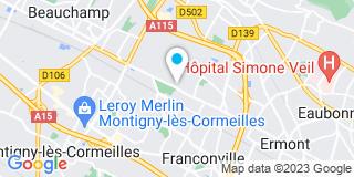Plan Carte Prestigio Fermetures à Le Plessis-Bouchard