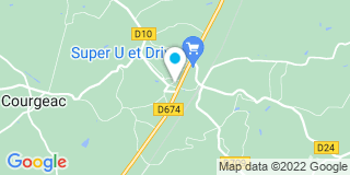 Plan Carte Faulcon Philippe à Montmoreau-Saint-Cybard
