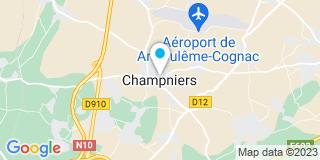 Plan Carte Rumeau François à Champniers