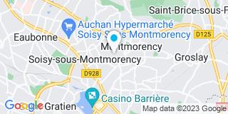 Plan Carte Activ Stores à Montmorency