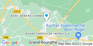 Plan Carte Benoît Bruno à Bourgtheroulde Infreville