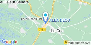Plan Carte Poisson Dominique à Le Gua