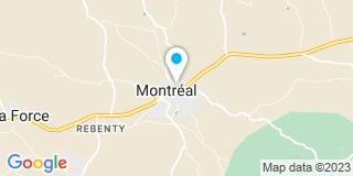 Plan Carte Notaire Roger Lamarque à Montréal