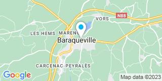 Plan Carte Notaire Delphine Debelroute à Baraqueville
