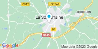 Plan Carte Bonnet-beaufranc Alain à La Souterraine