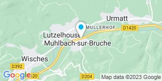 Plan Carte Sommer à Muhlbach-sur-Bruche