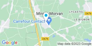 Plan Carte Chevalier-Mousson Laurence à Miniac-Morvan