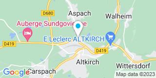 Plan Carte Heim-Chassignet Nathalie à Altkirch