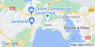 Plan Carte Bonnet Arnaud et Clerc Patrick à Baie Mahault
