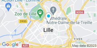 Plan Carte Cécile Joinville-Dhaene à Lille