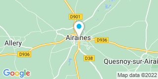 Plan Carte Marguerie Cécile à Airaines