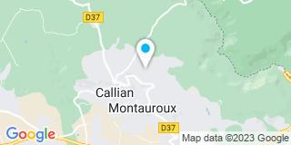 Plan Carte Néo à Montauroux