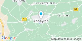 Plan Carte Libera Karine à Anneyron