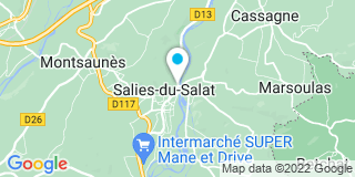 Plan Carte Martin Jean-Charles à Mane