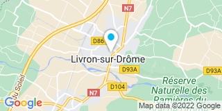 Plan Carte Metral Olivier  à Livron Sur Drôme