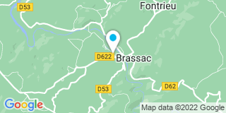 Plan Carte Marques Christian à Brassac