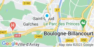 Plan Carte Brion-Chauchard Laurence à Saint-Cloud