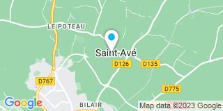 Plan Carte Etienne Guillemenot à Saint-Avé
