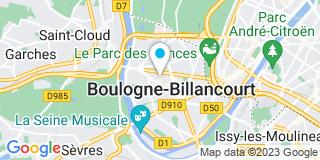 Plan Carte Optimo Jure à Boulogne-Billancourt
