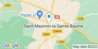 Plan Carte Gatta Olivier à Saint-Maximin-la-Sainte-Baume
