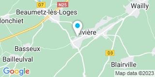 Plan Carte Fournet Thierry à Rivière