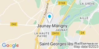 Plan Carte Renard Pascal à Jaunay-Clan