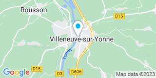 Plan Carte Lendais et Associés à Villeneuve-sur-Yonne